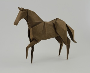 origami-cheval