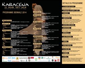 Programme KaracenaWEB