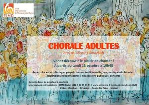 Choral adulte