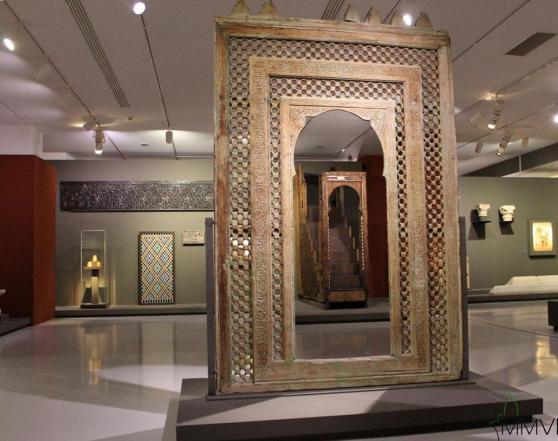 Source: Musée Mohammed VI d'Art Moderne et Contemporain - Maroc